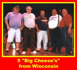 Wisconsin Big Cheese