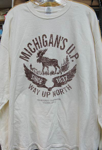 Da Yoopers Catalog Page C5 Shirts & Sweats page 5 of 6